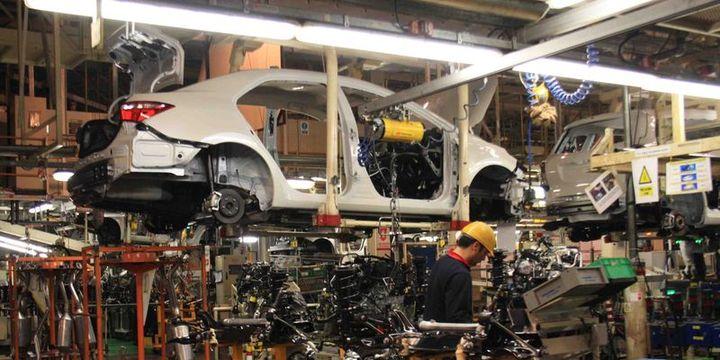 Sanayi üretimi Ağustos