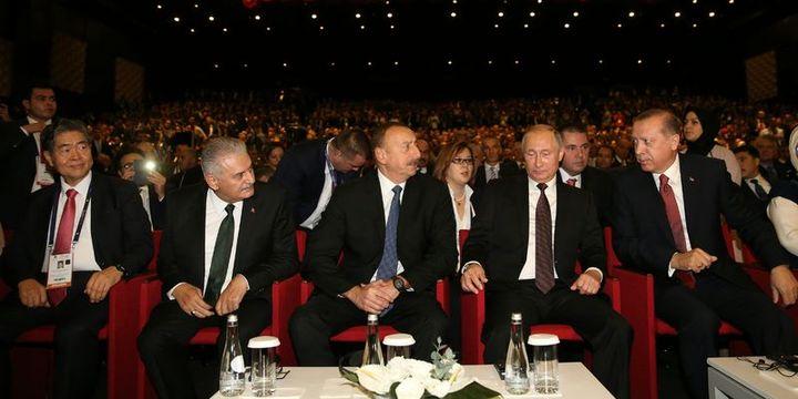 Aliyev: Azerbaycan
