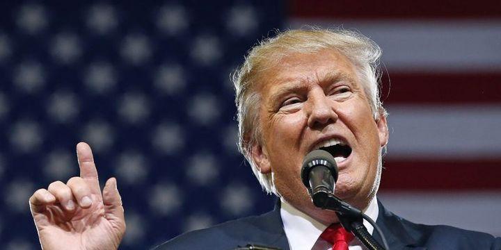 Temsilciler Meclisi Başkanı Trump
