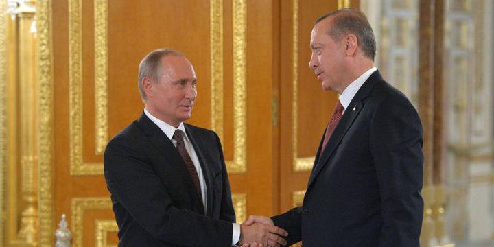 Rus basını: Dostluk akımı yeniden kuruldu