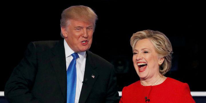 Clinton Trump'ın 9 puan önünde