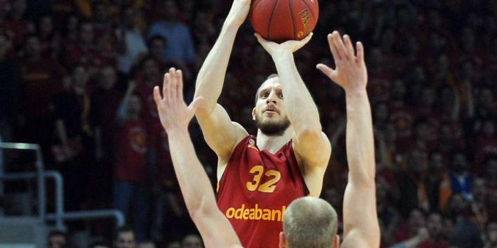 Galatasaray Odeabank son şampiyonu ağırlıyor