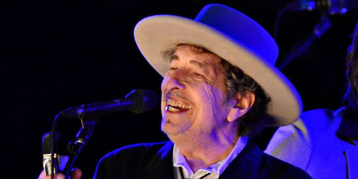 Nobel Edebiyat Ödülü Bob Dylan