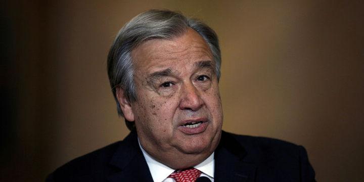 BM'nin yeni genel sekreteri Guterres oldu