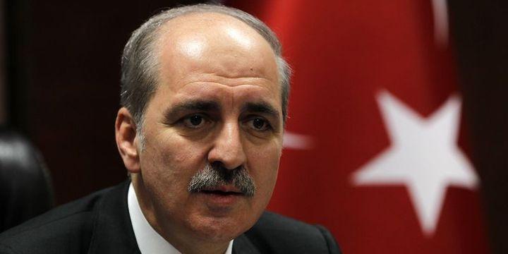 Kurtulmuş: Suriye sınırı tarihsel gerçeklere göre çizilmedi