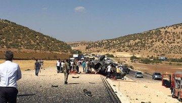 Mardin'deki saldırıda 3 asker şehit oldu