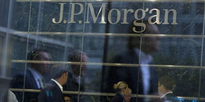 JPMorgan'ın 3. çeyrek karı beklentileri aştı