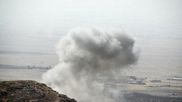 ABD Musul'da DEAŞ'ı vuruyor