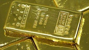 Altın 3 haftalık düşüşün ardından hafifçe yükseldi