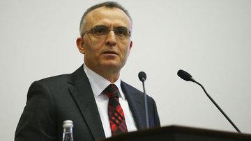 Ağbal: 2016 Eylül'de bütçe 16,9 milyar TL açık verdi