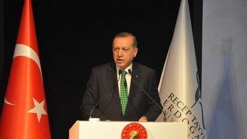 Erdoğan'dan Musul yorumu: 350 km sınırımız var, nasıl gir...