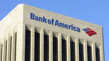 Bank of America'nın 3. çeyrek karı yüzde 7.3 arttı