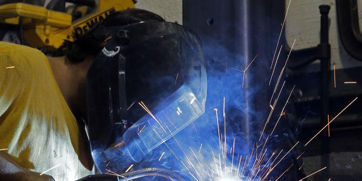 ABD'de sanayi üretimi 4 ayda 3. kez yükseldi