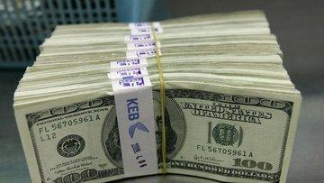 Dün rekora yaklaşan dolar/TL düşüşte