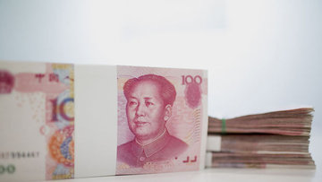 Çin'de yeni krediler Eylül'de tahminleri aştı