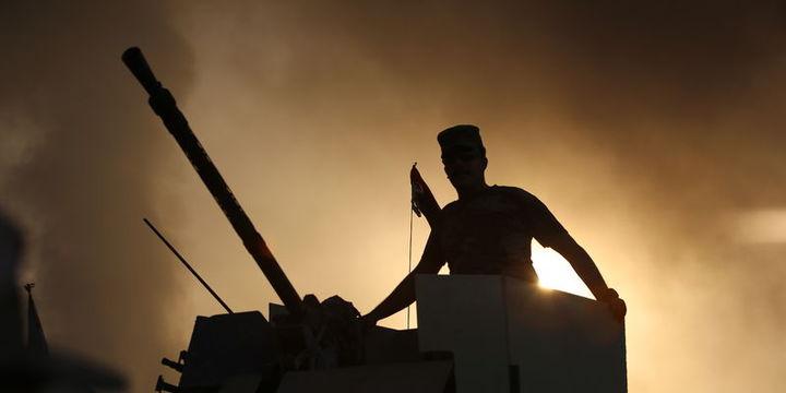 Işık: Musul Operasyonu'na havadan katılmak için mutabakat sağlandı