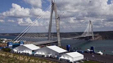 Meyve sebzeye Yavuz Sultan Selim Köprüsü zammı