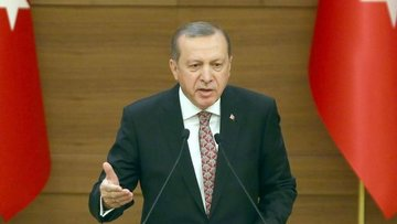 Erdoğan: Türkiye, ABD ile Musul'a hava operasyonu konusun...