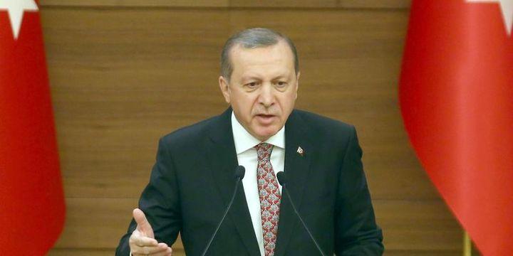 Erdoğan: Türkiye, ABD ile Musul'a hava operasyonu konusunda anlaştı