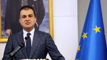 AB Bakanı Çelik'ten Musul'u DEAŞ'tan kurtarma operasyonun...