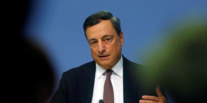 AMB/Draghi: Varlık alımının azaltılmasını ya da uzatılmasını tartışmadık