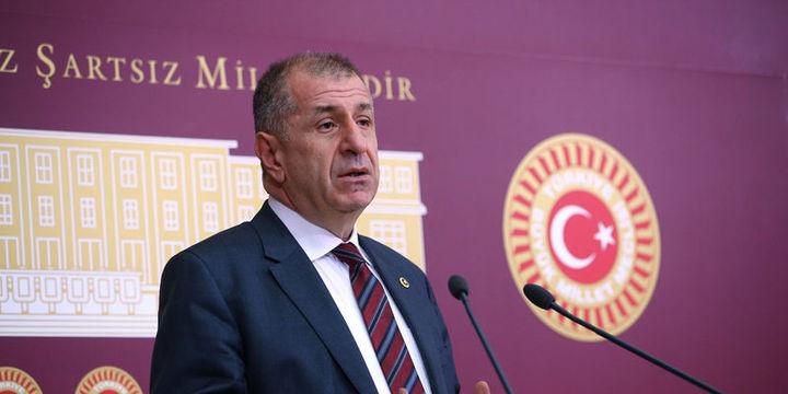 MHP'li Özdağ ihraç talebiyle disipline sevk edildi