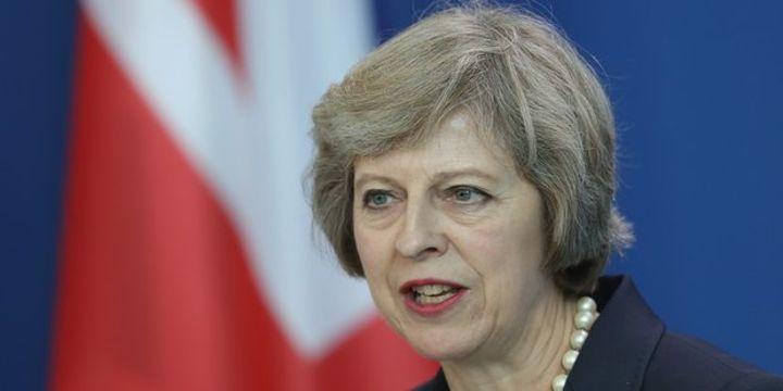İngiltere Başbakanı May AB Liderler Zirvesi'nde konuştu
