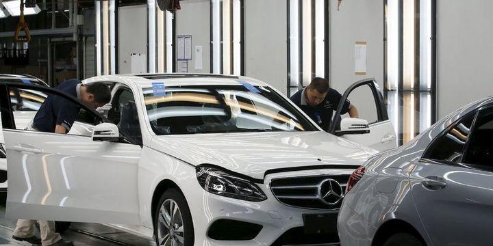 """Daimler 3. çeyrek karı """"Mercedes"""" ile arttı"""