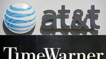 AT&T Time Warner'ı alacak