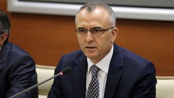 Ağbal: İstanbul Finans Merkezi Kanunu'nu yakında çıkaracağız