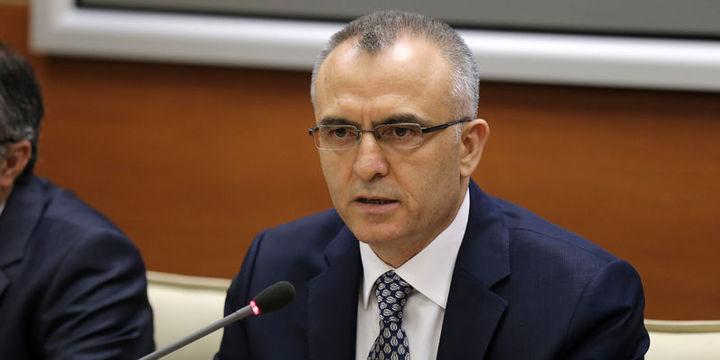 Ağbal: İstanbul Finans Merkezi Kanunu