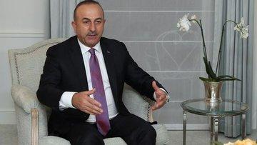 Çavuşoğlu'ndan, 'PKK'lılar Kerkük'te' iddiasıyla ilgili a...