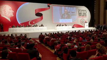 İstanbul Barosu yeni başkanını seçiyor