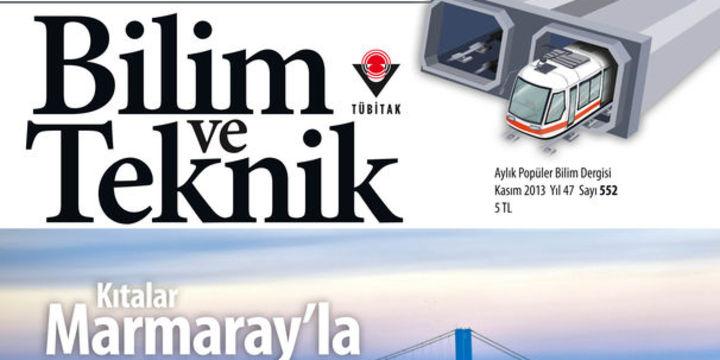 """TÜBİTAK """"Bilim ve Teknik Dergisi"""" 50 yaşında"""