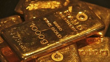 """Altın """"güçlü"""" dolar ile geriledi"""