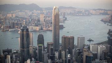 """Hong Kong hisselerindeki """"Çin"""" sermayesi sert düştü"""