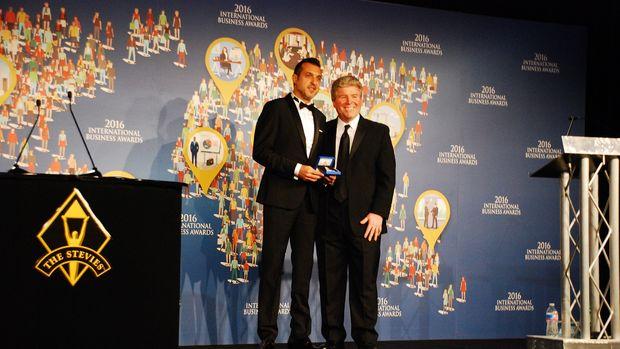 İDO, Stevie gümüş ödülünü Türkiye'ye getiriyor