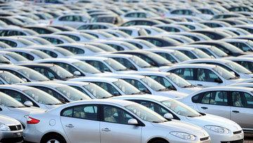 Avrupa otomotiv pazarı yüzde 8,4 büyüdü