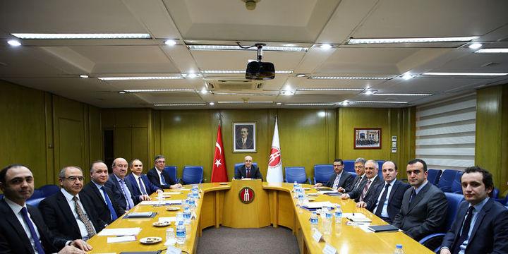 Faizsiz Finans Koordinasyon Kurulu toplantısı gerçekleşti