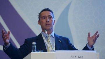 Ali Koç Fenerbahçe'ye başkan adayı oluyor
