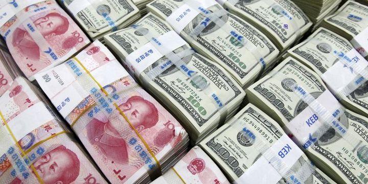 Offshore yuan rekor düşük seviyeye yaklaştı