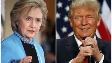 Trump ve Clinton'dan karşılıklı ağır suçlamalar