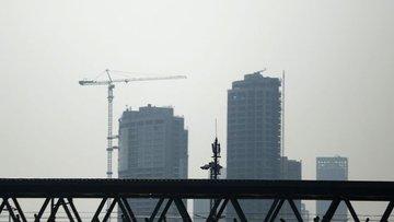 Sektörel güven endeksleri Ekim'de azaldı