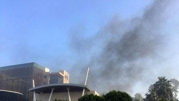 Antalya Ticaret ve Sanayi Odası'nda patlama