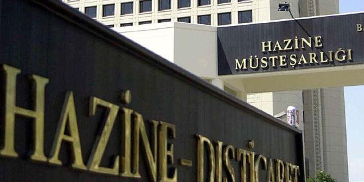 Hazine 2,6 milyar lira borçlandı