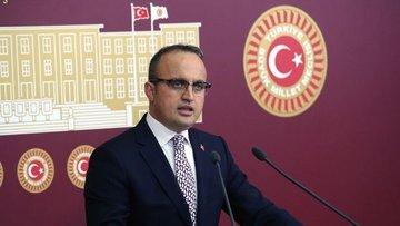 Bülent Turan: Başkanlık önerisi bütçeden önce Meclis'e ge...