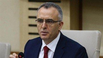 Maliye Bakanı Ağbal: Yapısal reformlar büyümeyi yukarı çe...