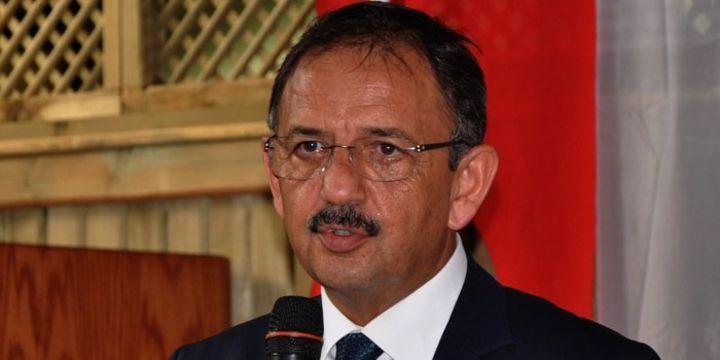 Çevre ve Şehircilik Bakanı Özhaseki 2. Kentsel Dönüşüm ve Akıllı Şehirler Kurultayı
