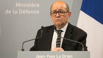 Fransa Savunma Bakanı Le Drian: Türkiye ile hedeflerimiz ...