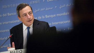 ECB/Draghi: Faiz oranını düşük seviyede tutmayı tercih et...